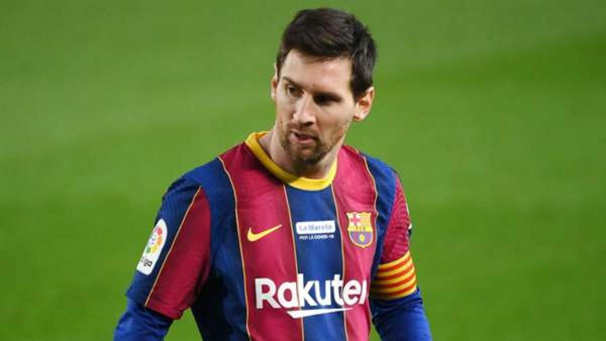 3. Lionel Messi | Barcelona | 23 bàn thắng (46 điểm).