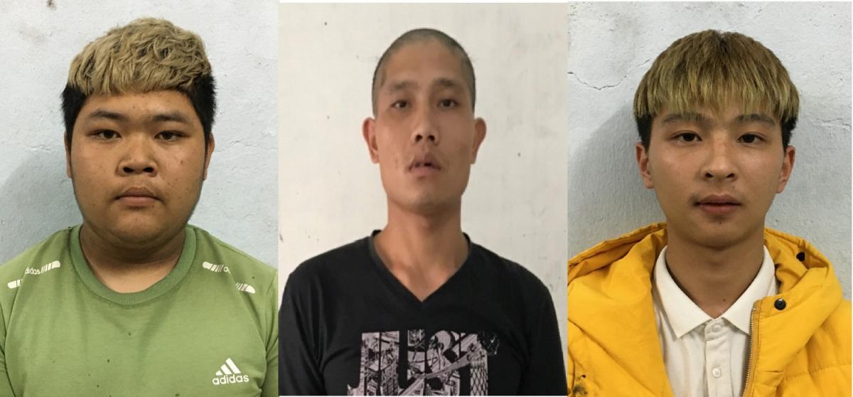 3 đối tượng bị khởi tố về hành vi mua bán trái phép chất ma túy.
