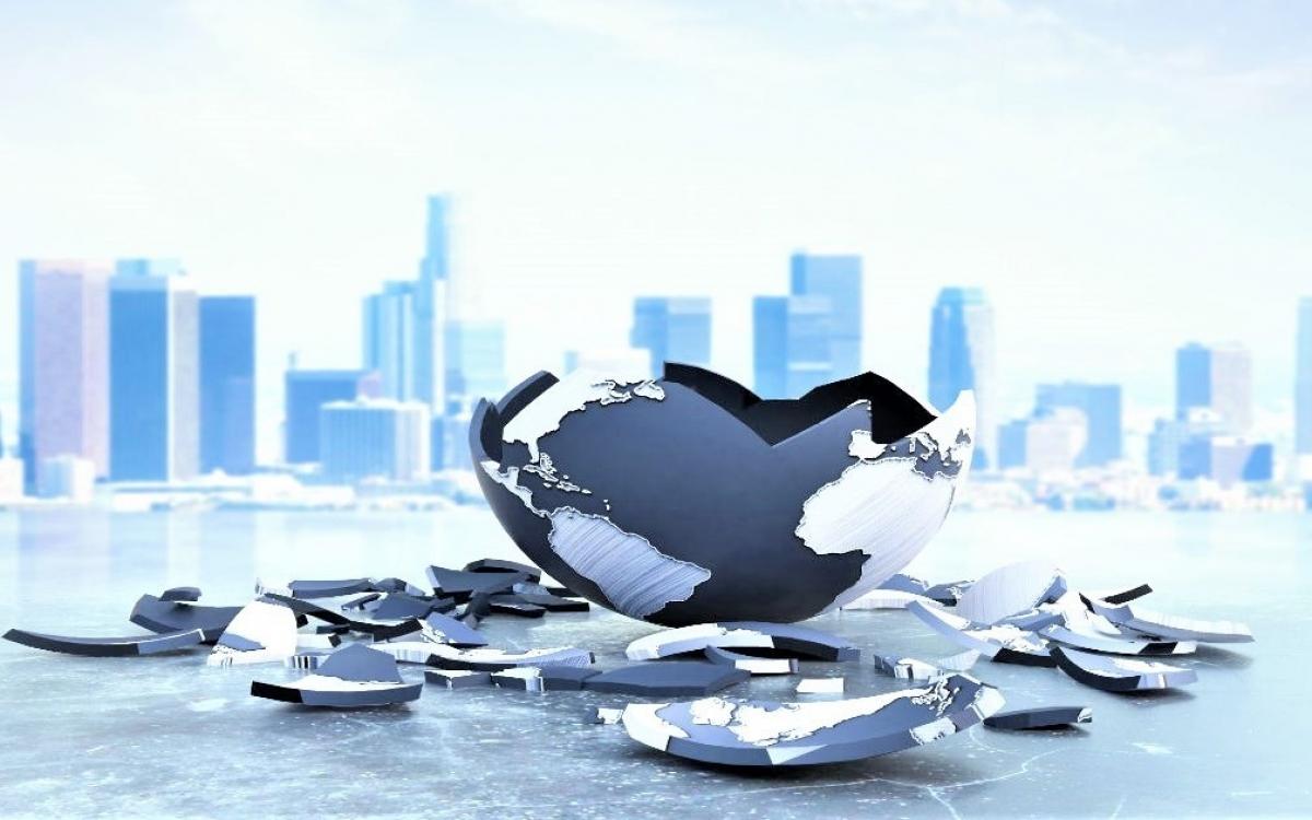 Nhập cư và hệ quả là toàn cầu hóa, được nhận định là gia tăng trong thế giới hậu Covid-19; Nguồn: internationalbanker.com