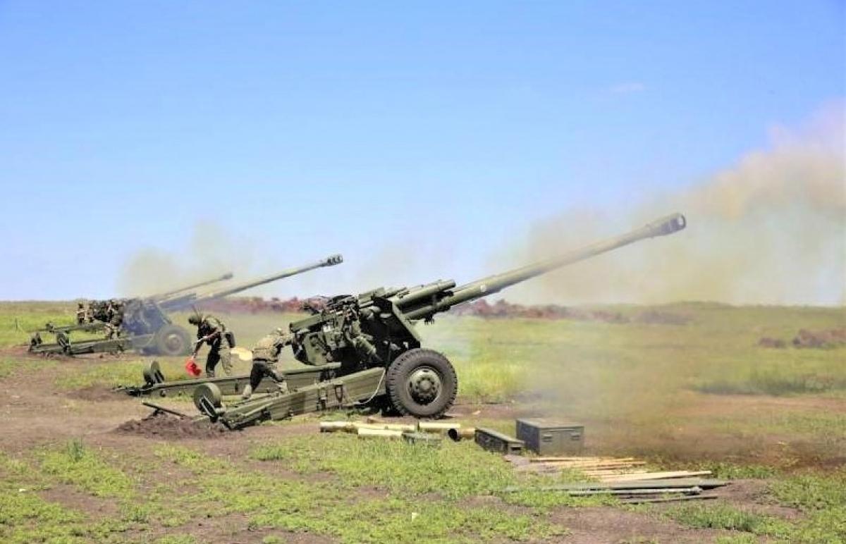 Việc nâng cấp hỏa lực và hiệu quả pháo xe kéo đang đối diện nhiều thách thức. Nguồn: topwar.ru