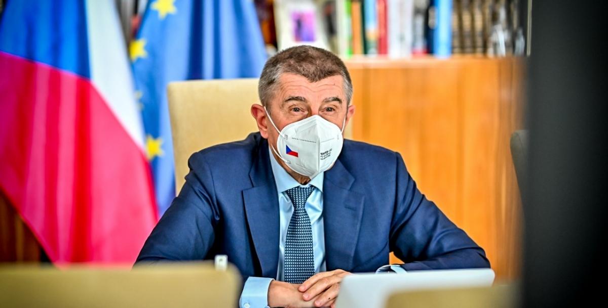 Thủ tướng Séc Andrej Babis xác nhận sẽ không kéo dài tình trạng khẩn cấp sau ngày 11/4. Nguồn: vlada.cz