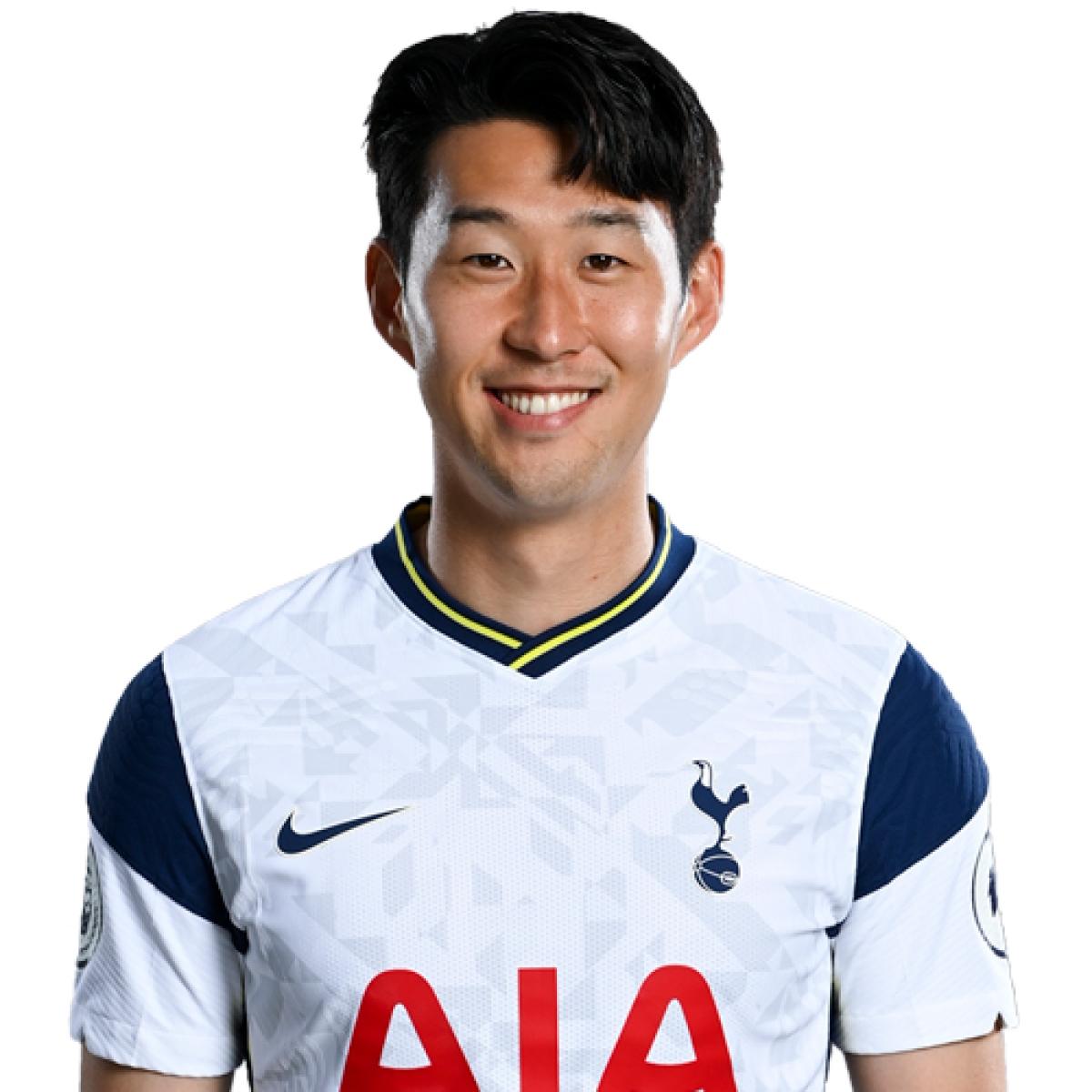 4. Son Heung-min (Tottenham) 15 bàn thắng.