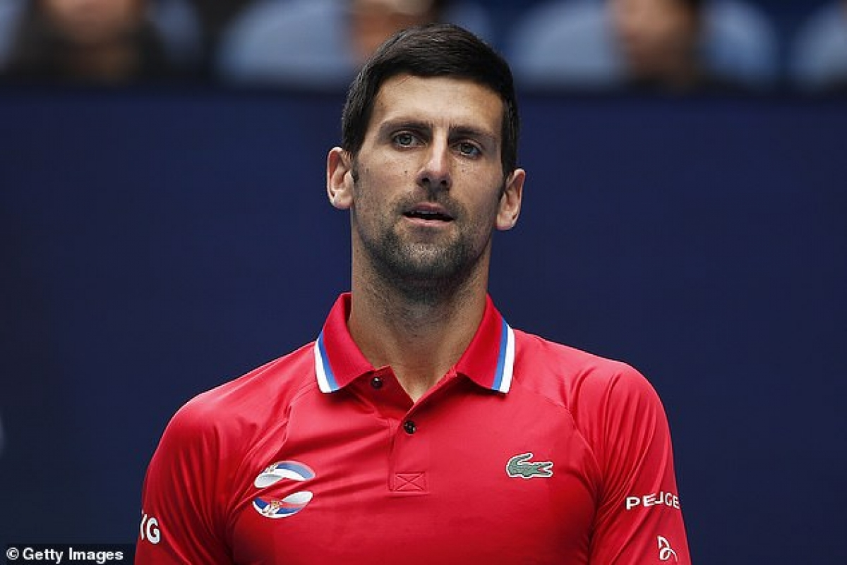 """ATP khuyến khích và có nhiều """"phần thưởng"""" cho các tay vợt tiêm vaccine ngừa Covid-19 nhưng những VĐV hàng đầu như Djokovic vẫn đang phản đối. (Ảnh: Getty)."""