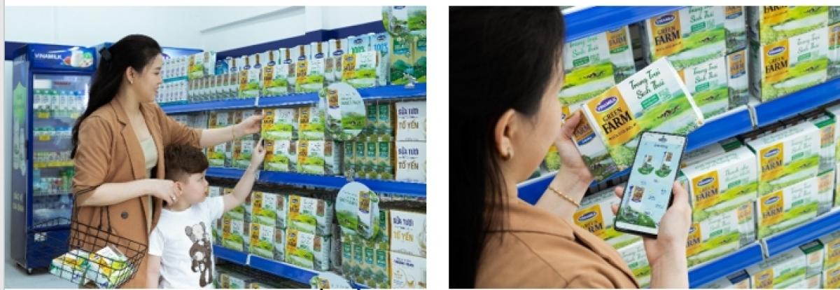 Sữa tươi Green Farm là sản phẩm nổi bật vừa được Vinamilk ra mắt người tiêu dùng vào cuối quý 1/2021.