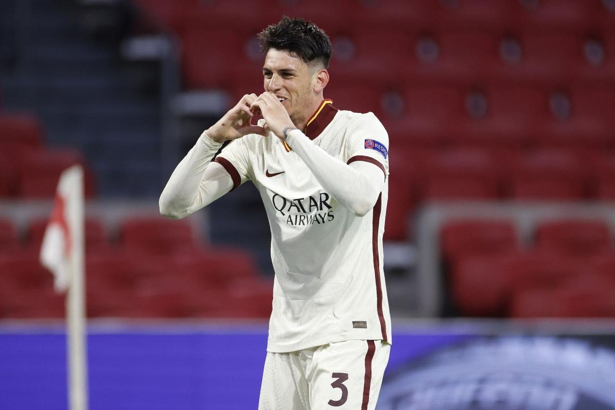 Hậu vệ: Ibanez (AS Roma) – 8,0 điểm