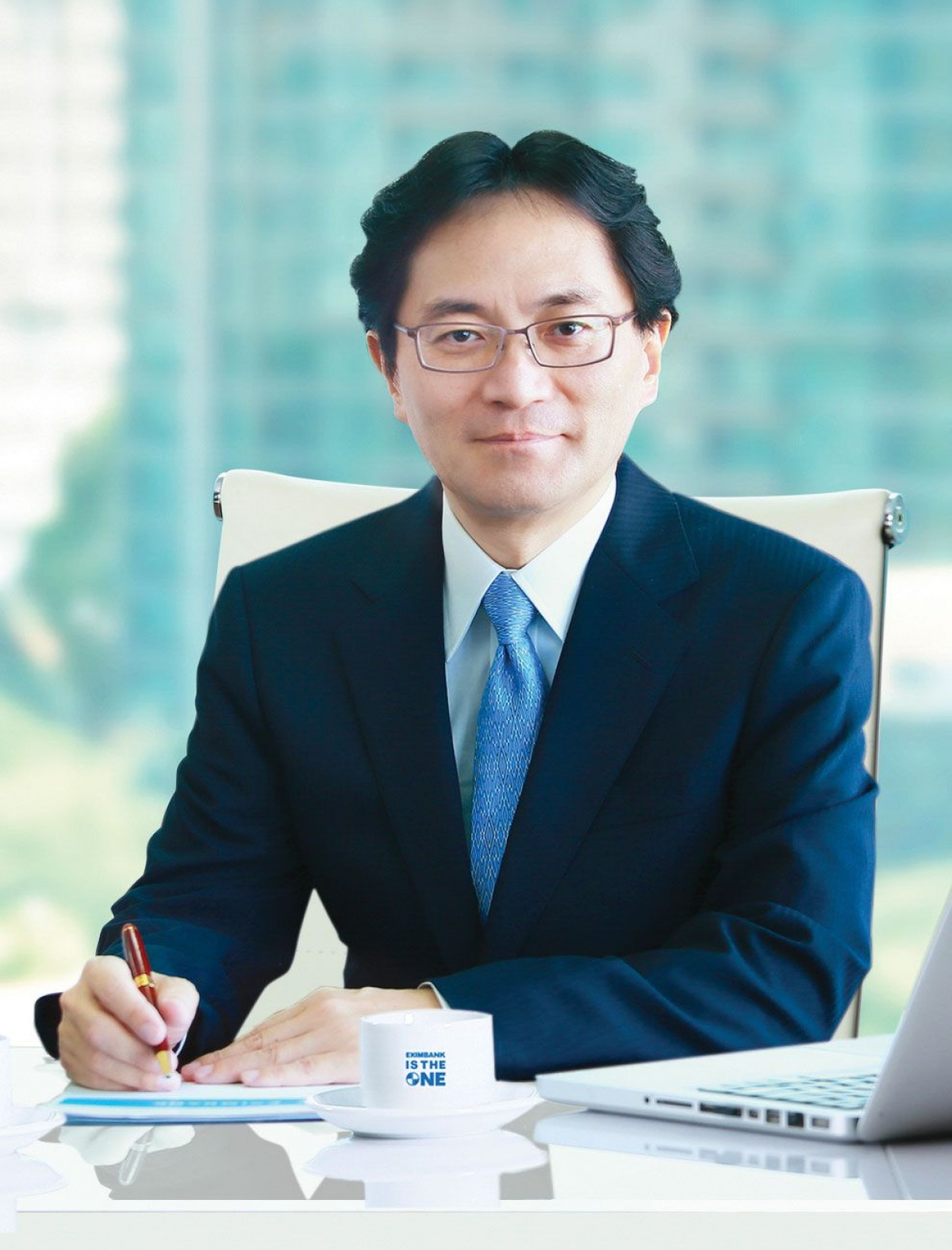 Ông Yasuhiro Saitoh (nguồn: Eximbank.com.vn)