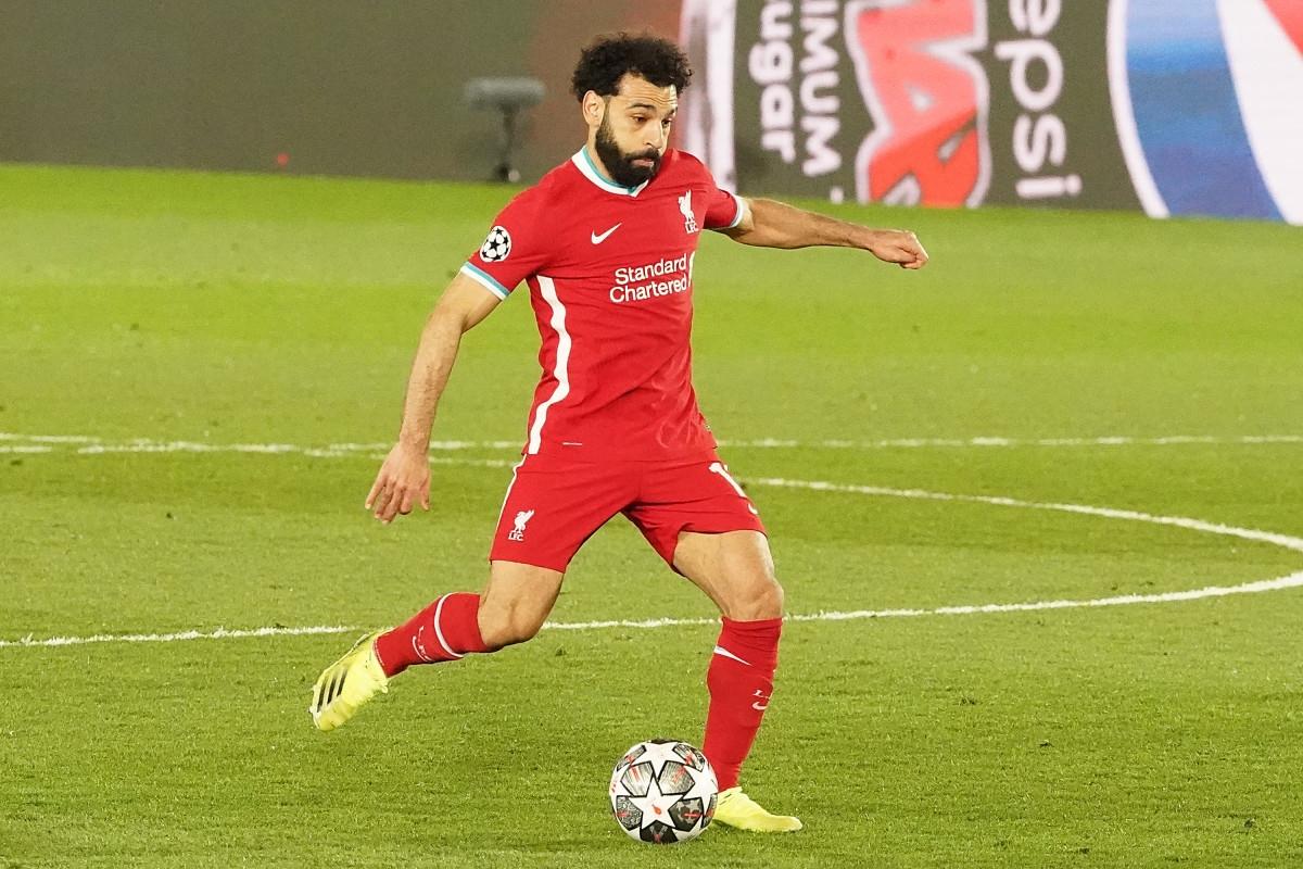 5. Mohamed Salah (Liverpool) 6 bàn thắng, 1 kiến tạo.