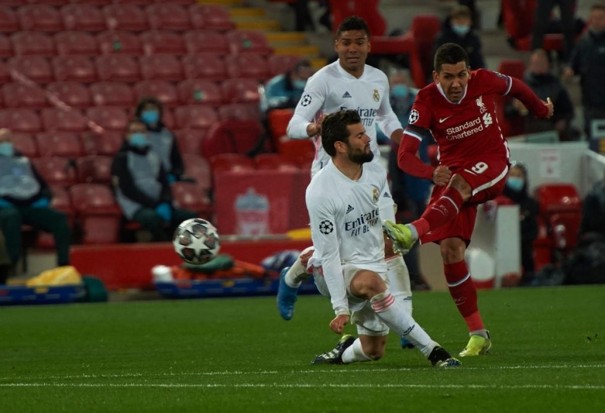 Những nhân tố dự bị của Real Madrid đã chơi rất hay ở 2 trận đấu với Liverpool (Ảnh: Getty).