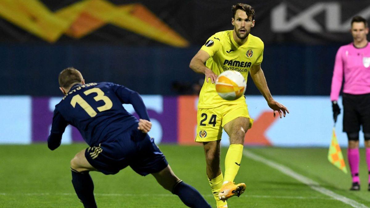 Chạy cánh trái: Alfonso Pedraza (Villarreal) – 8,2 điểm