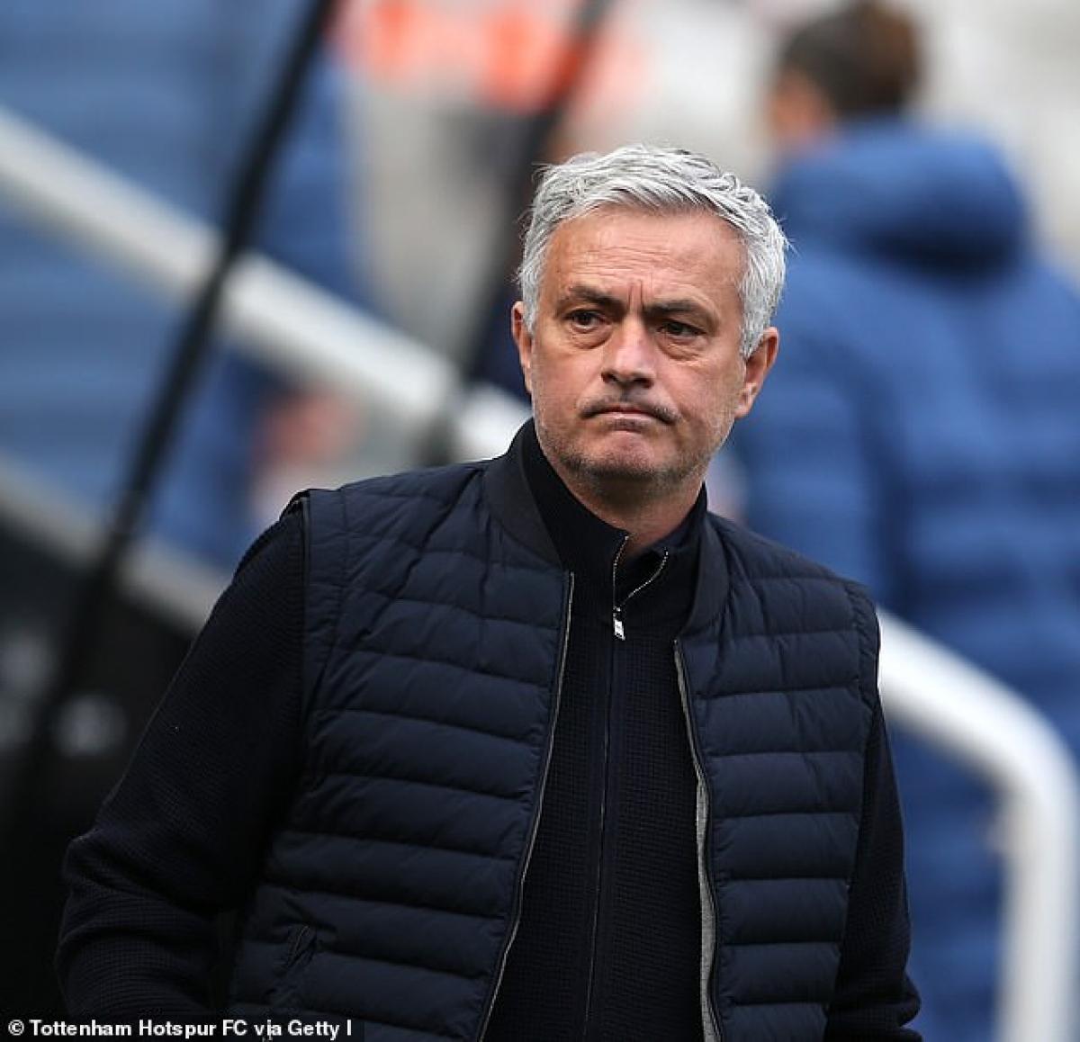 6. Jose Mourinho (Tottenham)