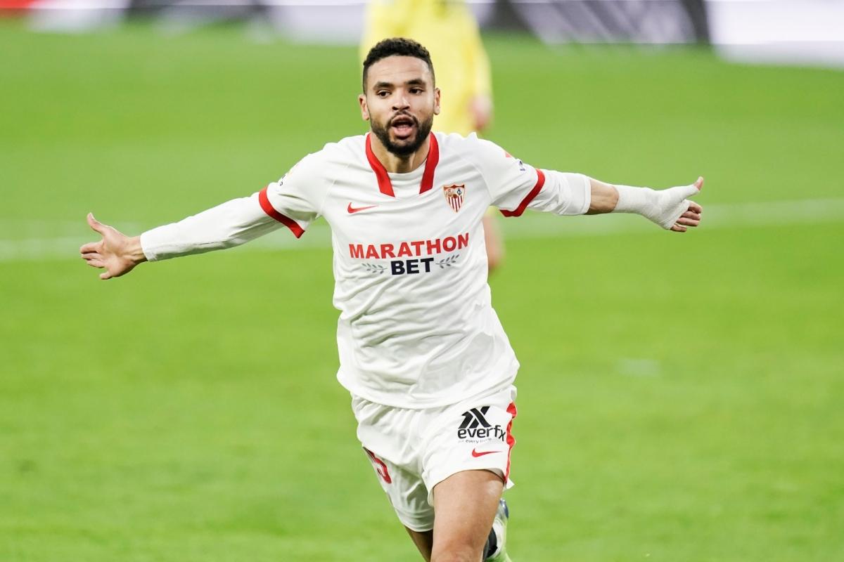 7. Youssef En-Nesyri (Sevilla) 6 bàn thắng, 0 kiến tạo.