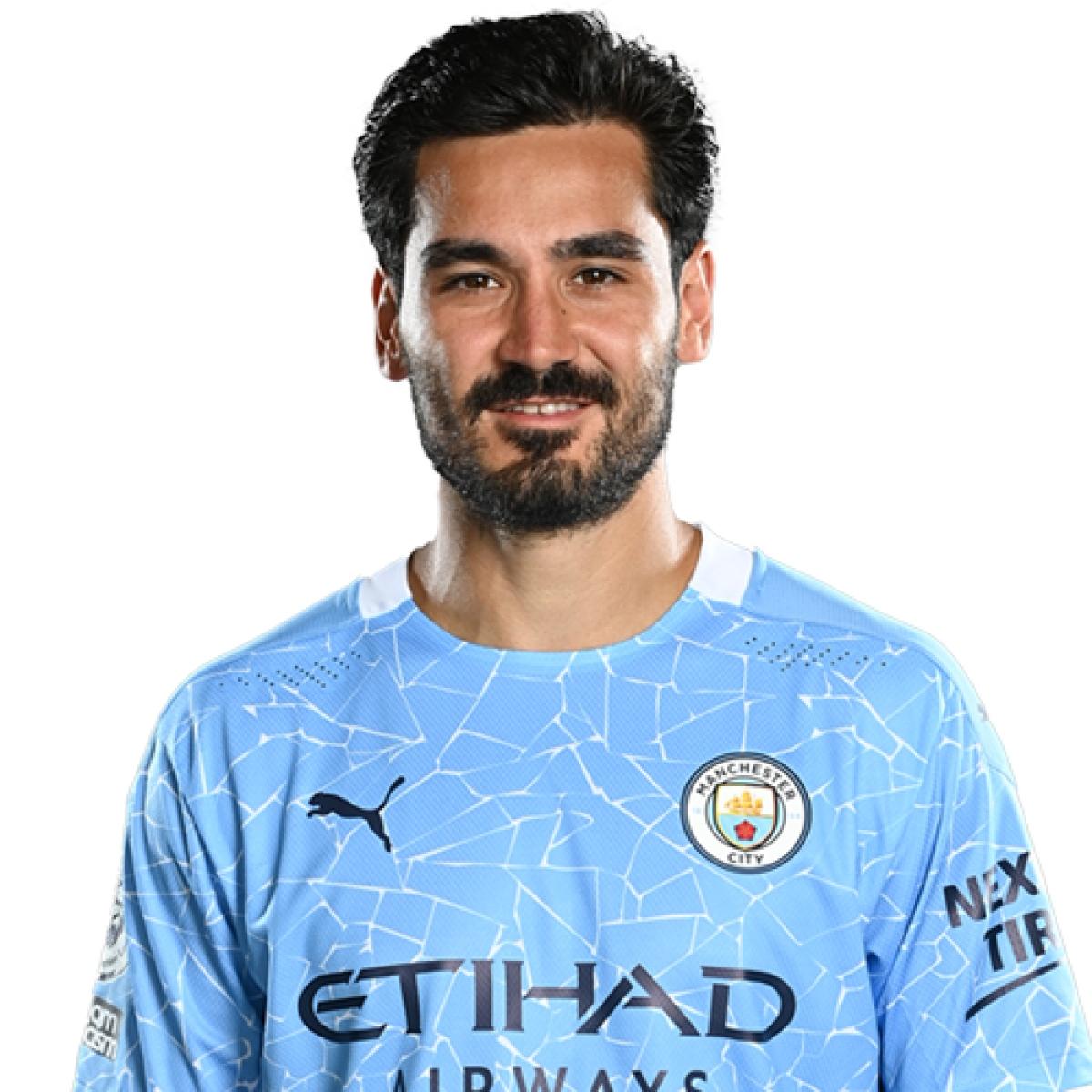 8. Ilkay Gündogan (Manchester City) 12 bàn thắng.