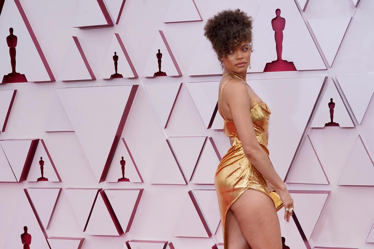 """Nữ diễn viên/ ca sĩ có thể sẽ giành được Giải Oscar cho hạng mục """"Nữ diễn viên chính xuất sắc nhất"""" với màn trình diễn trong """"The United States vs. Billie Holiday""""."""