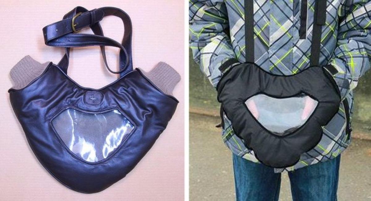 Túi sưởi tay kèm một ô plastic trong suốt giúp bạn sưởi ấm bàn tay vừa có thể sử dụng điện thoại di động.