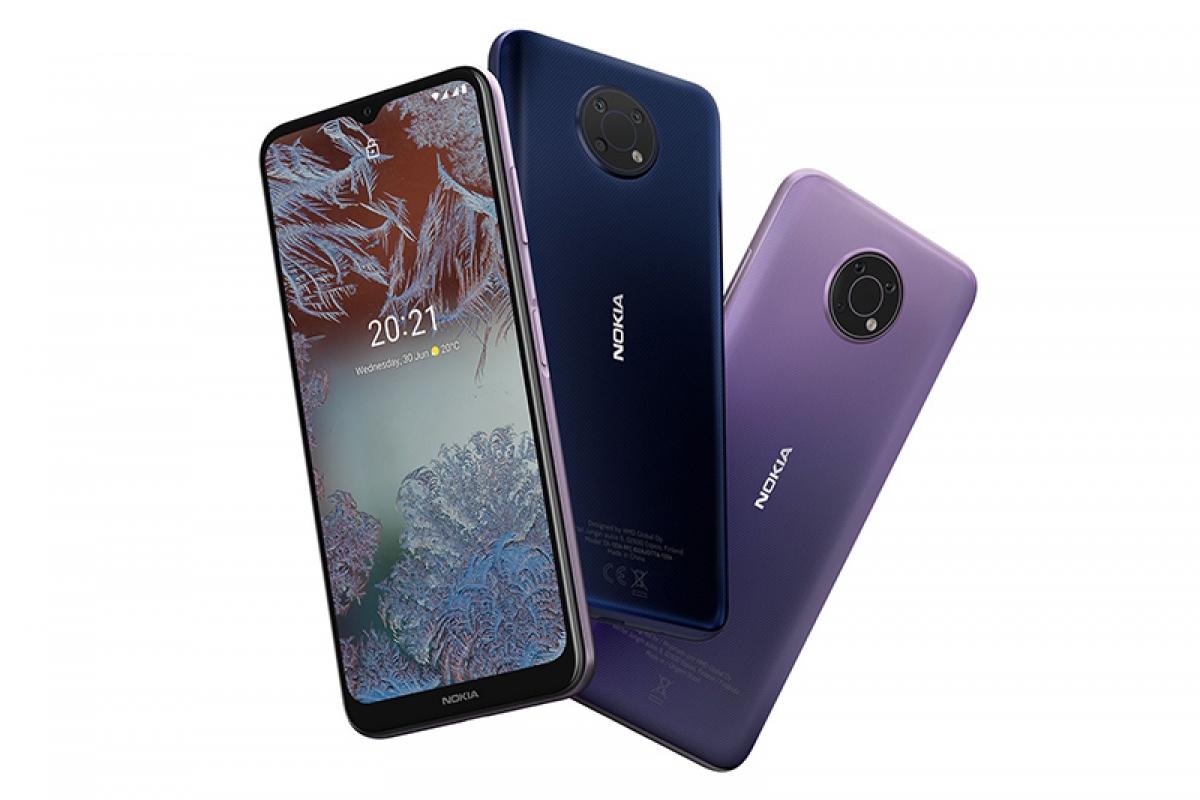 Nokia G10 và G20.