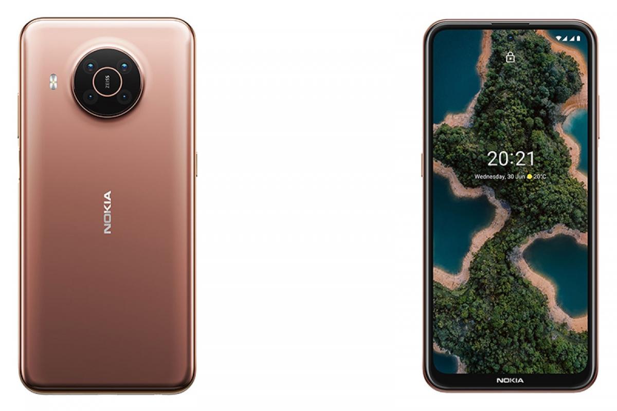 Nokia X10 và X20.