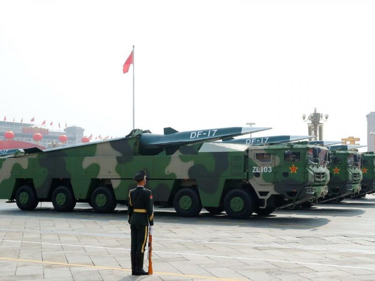 Siêu máy tính được Trung Quốc sử dụng để hiện đại hóa quân sự nước này.