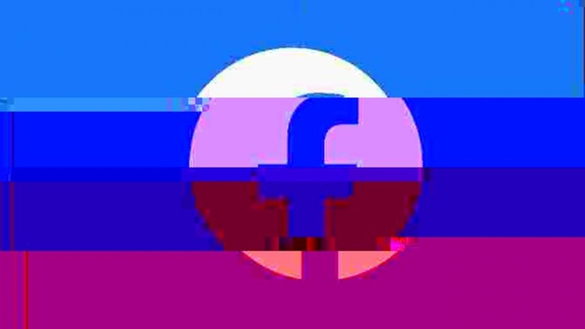 Facebook gặp sự cố trên toàn thế giới - Ảnh chụp màn hình.
