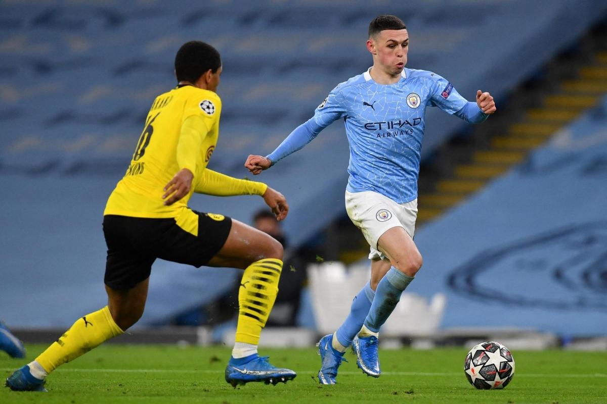 Tiền vệ: Phil Foden (Man City) – 8 điểm
