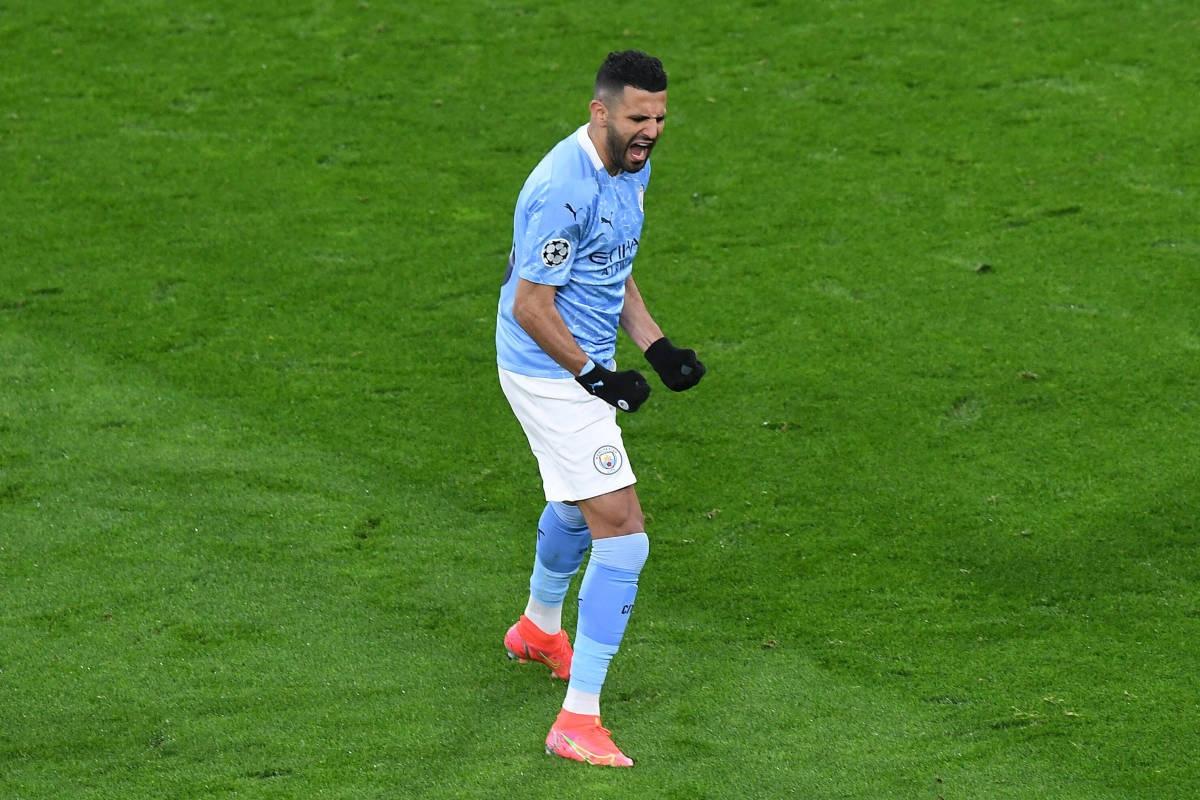Tiền đạo: Riyad Mahrez (Man City) – 7,8 điểm