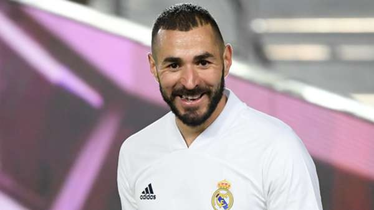 9. Karim Benzema | Real Madrid | 21 bàn thắng (42 điểm).