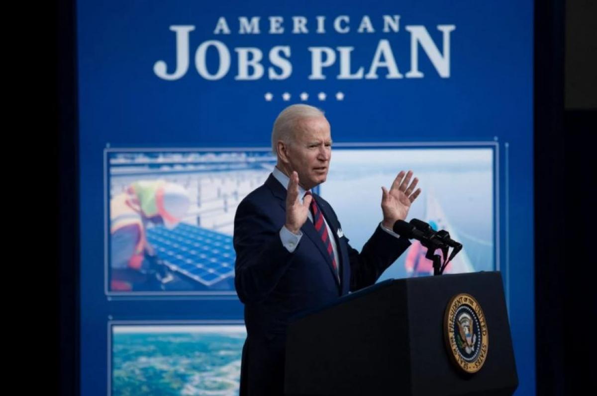 Tổng thống Mỹ Joe Biden. Ảnh: AFP
