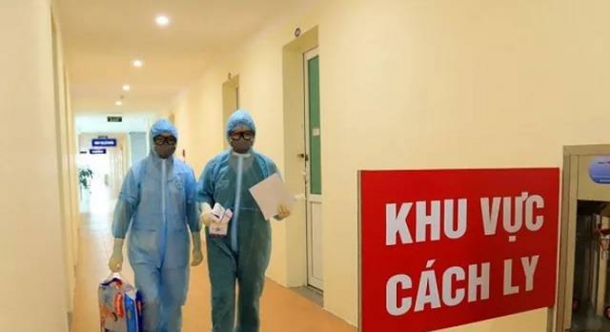 A restricted area has been designated for COVID-19 patients. (Photo: MoH)