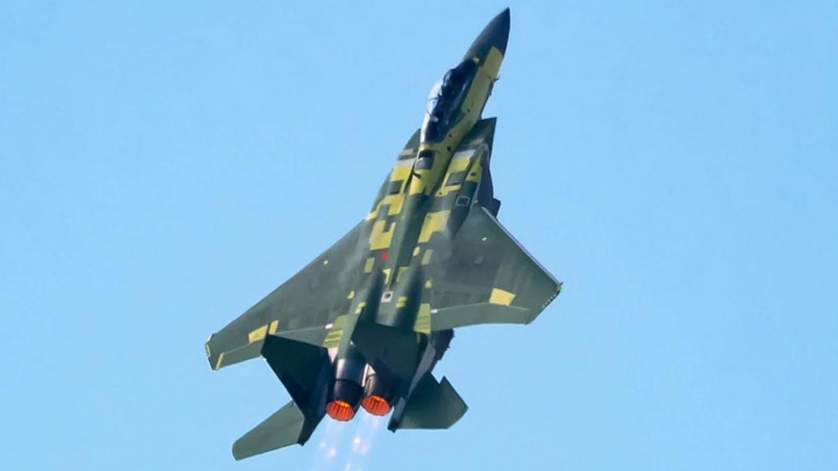 F-15EX của Không quân Mỹ. Ảnh: National Interest