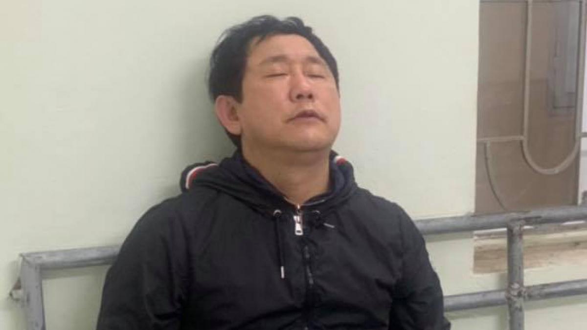 Đối tượng truy nã Lee Suk Joo