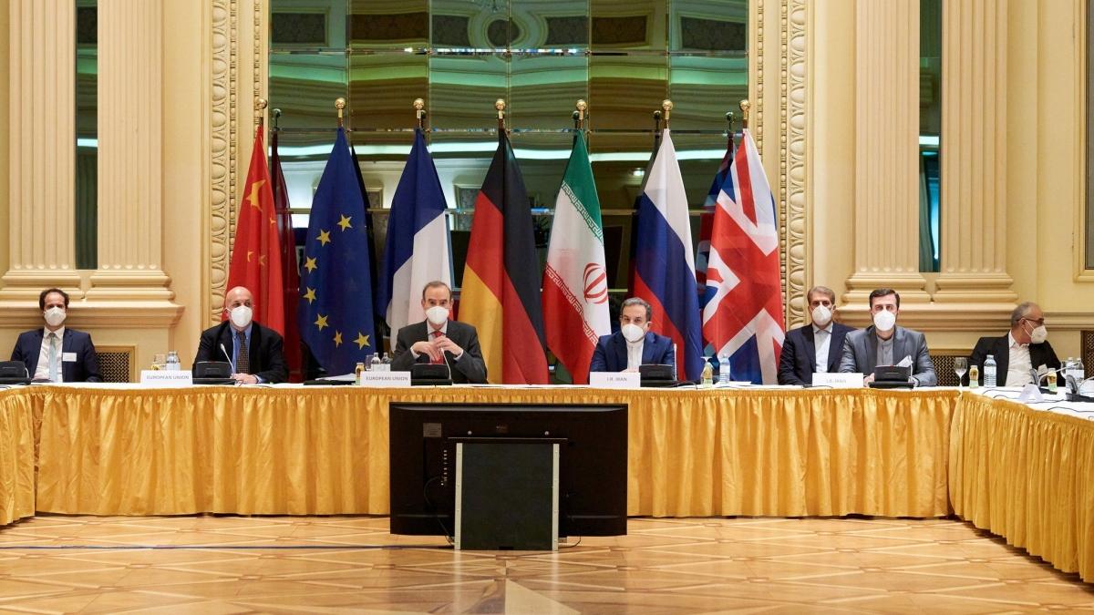 Iran và nhóm P5+1 nối lại các cuộc đàm phán tại Vienna (Áo). Ảnh: Reuters