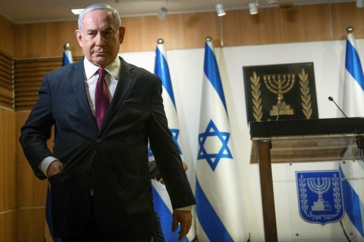 Ông Benjamin Netanyahu. Ảnh: Reuters