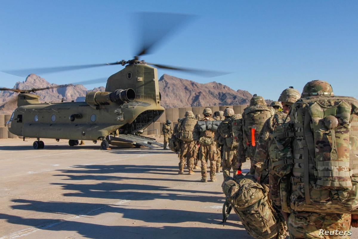 Tổng thống Mỹ Joe Biden có kế hoạch rút quân khỏi Afghanistan trước ngày 11/9/2021. Ảnh: Reuters