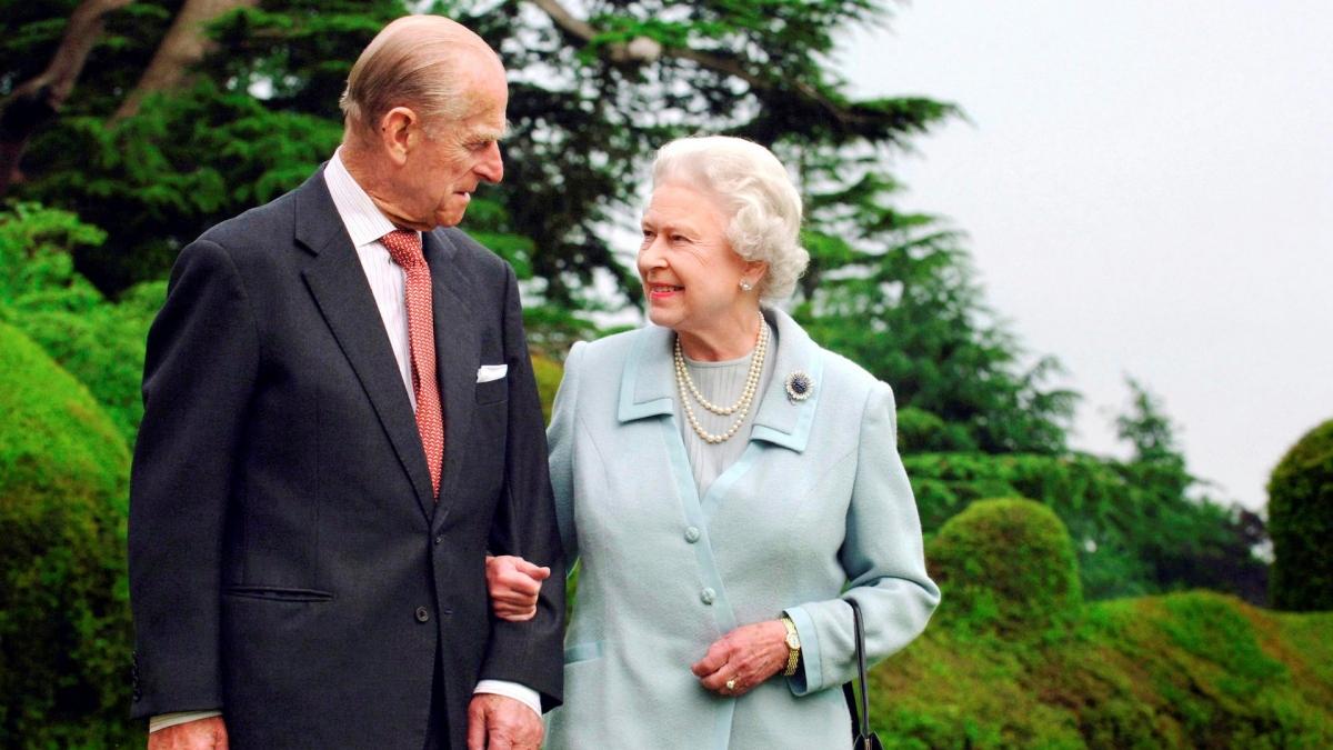 Hoàng thân Philip - Người cộng sự và tình yêu trọn đời của Nữ hoàng Anh. Ảnh: Getty