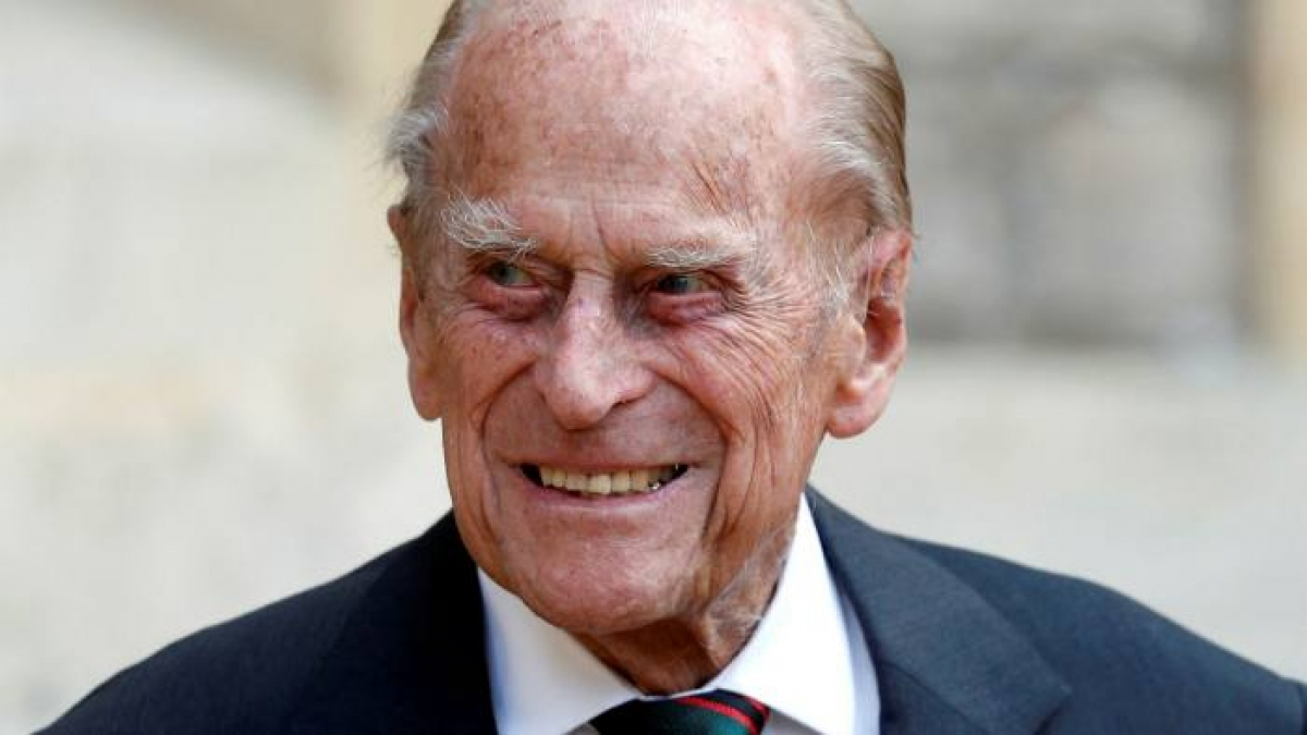 Prince Philip 'passes away peacefully' at Windsor Castle on April 9. (Photo: Reuters)