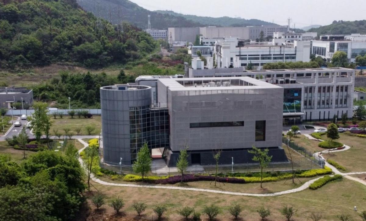 Viện Virus học Vũ Hán. Ảnh: Reuters