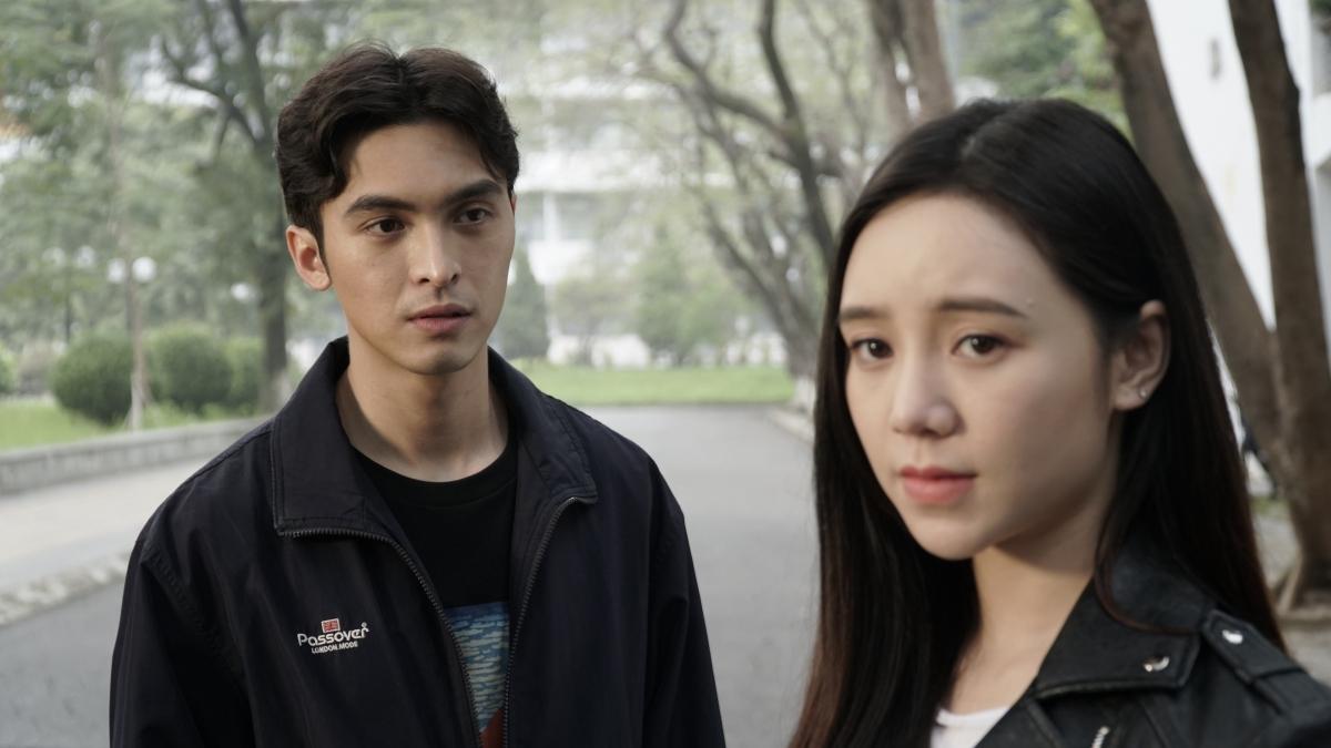 """Quỳnh Kool lần đầu đóng vai nữ chính trong """"Hãy nói lời yêu""""."""