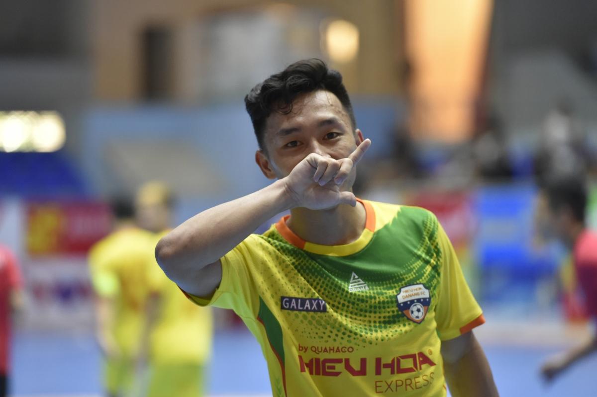 Hiếu Hoa Đà Nẵng có chiến thắng đầu tay tại VCK giải Futsal HDBank VĐQG 2021