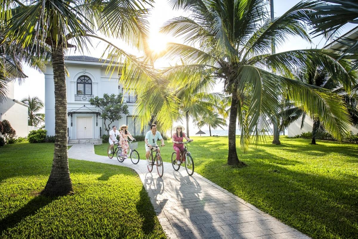 Hệ thống resort và khách sạn nghỉ dưỡng Vinpearl đáp ứng đa dạng các nhu cầu lưu trú.