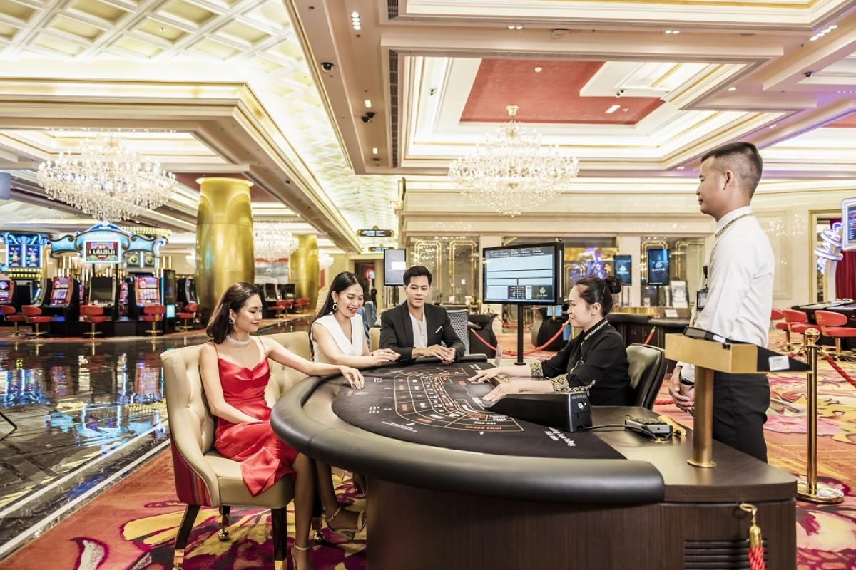 Corona Casino đẳng cấp 5 sao đầu tiên cho người Việt góp phần tạo nên hệ sinh thái đa trải nghiệm của Phú Quốc United Center./.