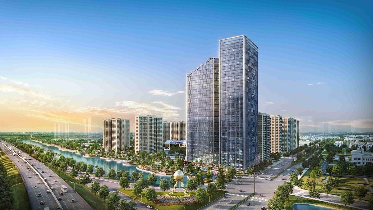 Techno Park là toà văn phòng thông minh trong thành phố thông minh Vinhomes Ocean Park, sở hữu hạ tầng giao thông vượt trội, thuận tiện kết nối tới các khu vực trung tâm khác trong Hà Nội, sân bay quốc tế và các thủ phủ công nghiệp lân cận.
