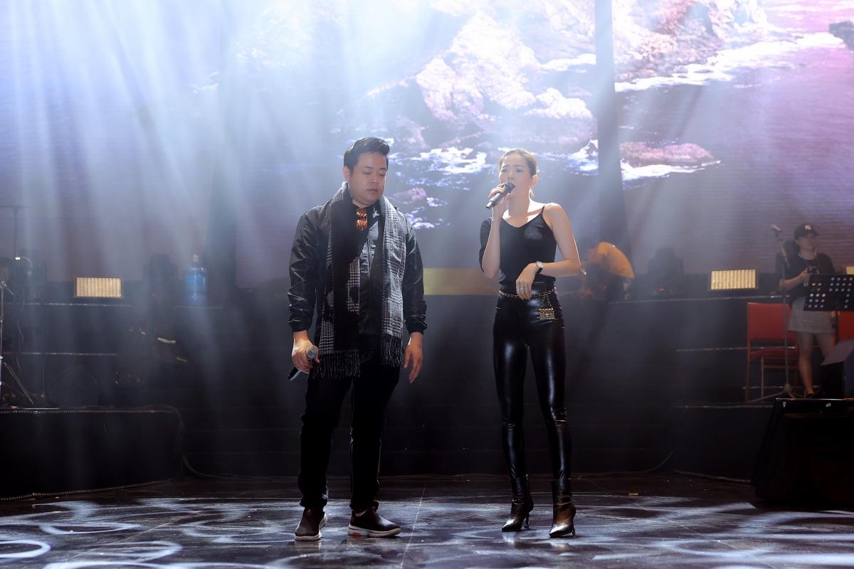 Ca sĩ Quang Lê và Lệ Quyên sẽ mang đến đêm nhạc những bất ngờ.