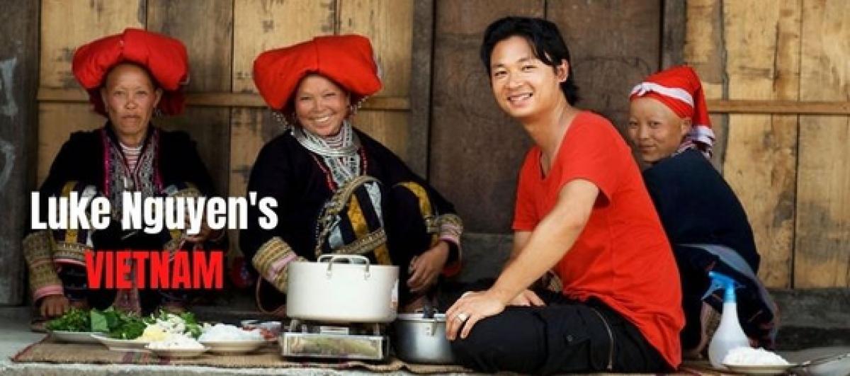 Vietnamese Australian chef Luke Nguyen (Source: sggp.vn)