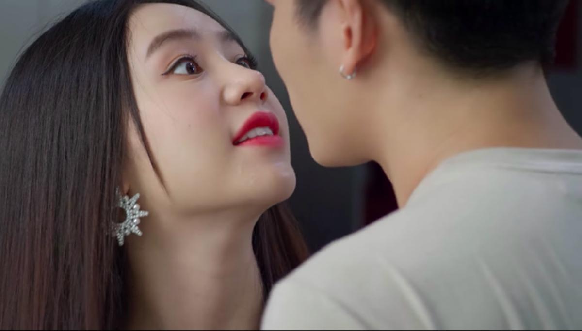 """Quỳnh Kool bị khán giả ghét với vai diễn Ngọc trong """"Hướng dương ngược nắng""""."""