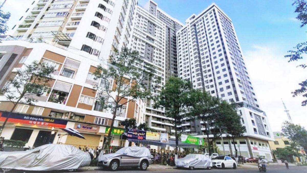 Khu phức hợp nghỉ dưỡng Monarchy, 1 trong số 17 dự án nhà ở thương mại cho phép tổ chức, cá nhân người nước ngoài được quyền sở hữu nhà ở.