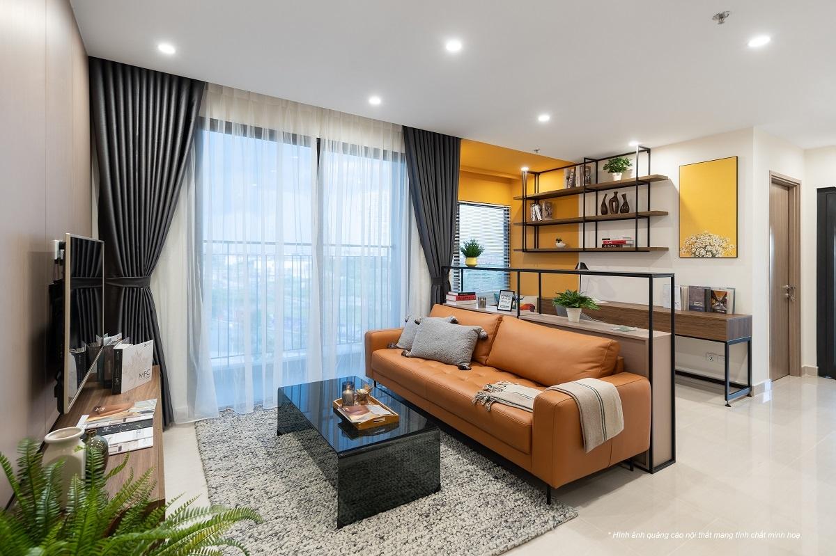 Các căn hộ Gateway Tower được trang bị đầy đủ nội thất giúp nhà đầu tư chuyên nghiệp có thể sẵn sàng cho thuê sinh lời ngay.
