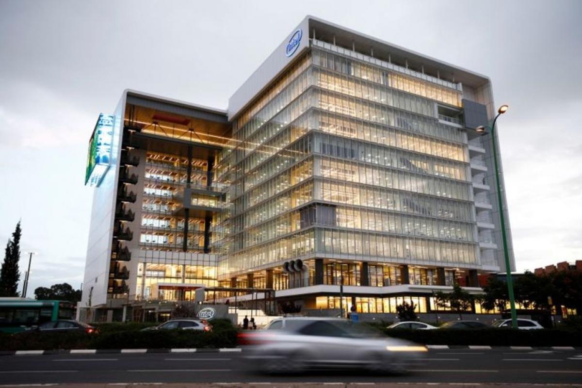 PTK1 – trụ sở của Intel tại Isarel là một trong 10 toà nhà thông minh nhất thế giới.