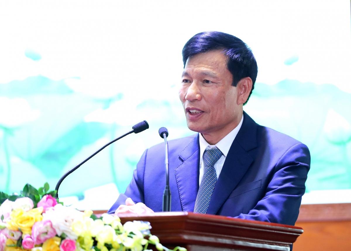 Nguyên Bộ trưởng Nguyễn Ngọc Thiện.