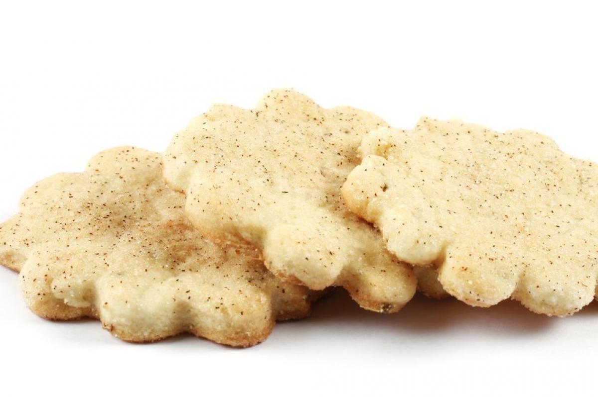 New Mexico: Bánhbiscocchito. Loại bánh quy hình hoa hồi này trở thành bánh quy chính thức của tiểu bangNew Mexico vào năm 1989.