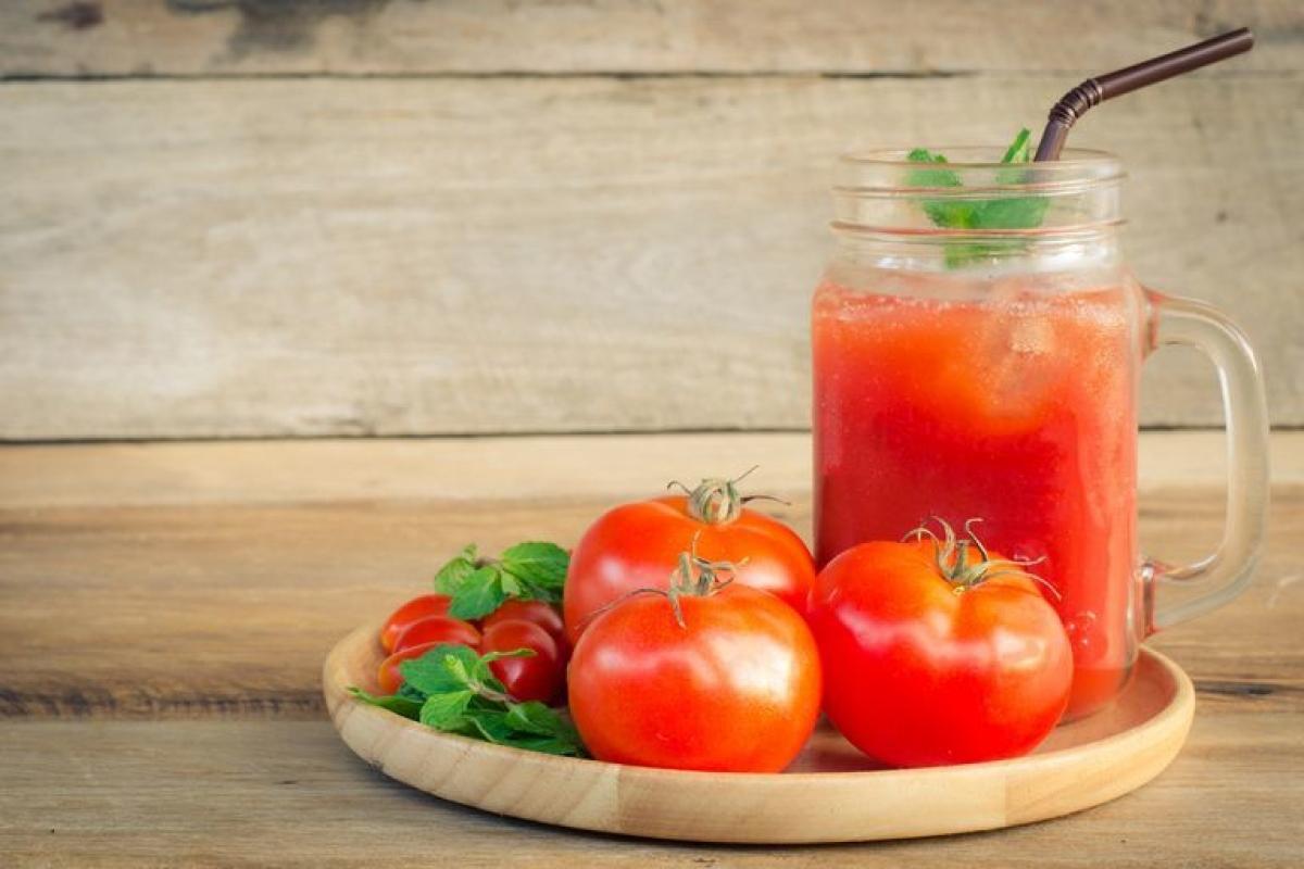 Ohio: Nước ép cà chua.Cà chua chỉ là trái cây chính thức của bang vào năm 2009, nhưng nước ép cà chua đã trở thành đồ uống chính thức của Ohio kể từ năm 1965.