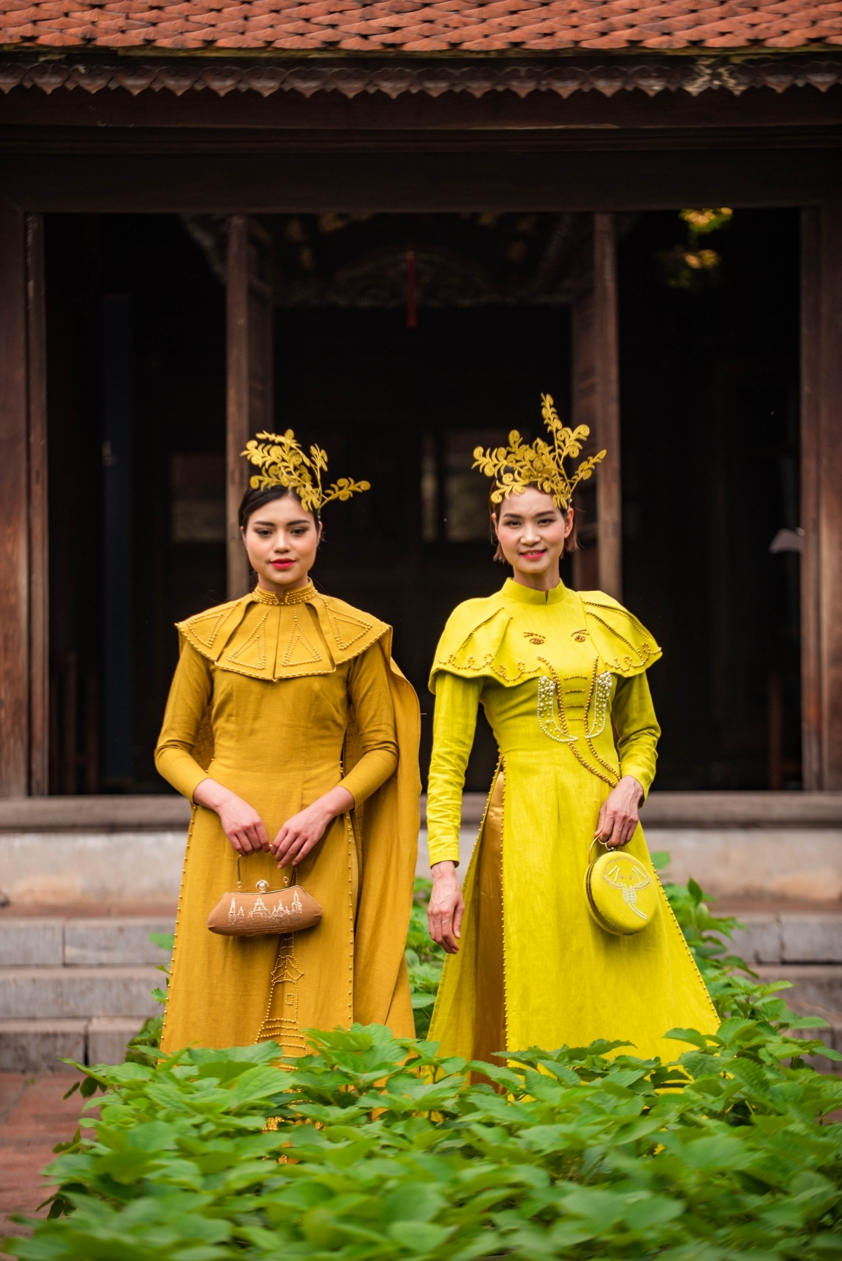 The show also aims to raise public awareness and responsibility towards preserving and promoting Ao Dai, the national costume. The outfit is widely regarded as a key part of national cultural heritage, according to the organisers of the event.